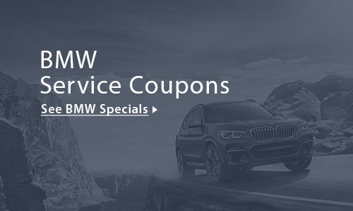 BMW Service Coupons